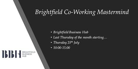 Brightfield Co-Working Mastermind tickets