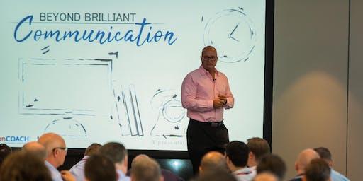 Beyond Brilliant Communication - ActionCOACH Sheffield