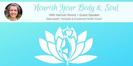 Nourish Your Body Nourish Your Soul