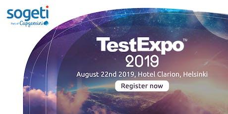TestExpo Imagine tickets