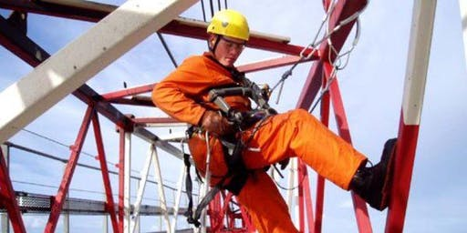 RIIWHS204D - work safely at heights