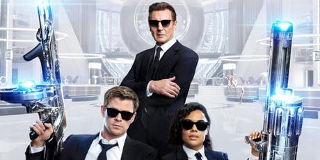 Men in Black: International (12A) tickets