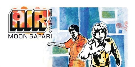 Classic Album Sundays Stafford Present Air 'Moon Safari' tickets
