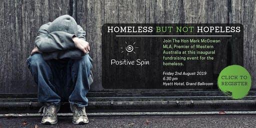 Positive Spin Charity Fundraiser Dinner