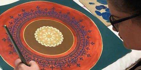 September Mandala Painting Workshop tickets