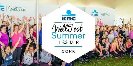 KBC Presents The WellFest Summer Tour Cork tickets