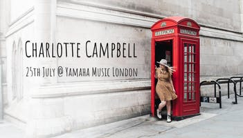 Soho Sessions: Charlotte Campbell