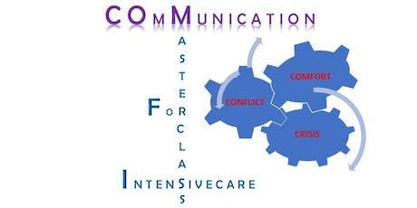 Communication Masterclass for Intensive Care (CoMFI) tickets