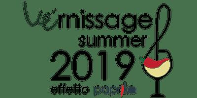 Vie'Rnissage Summer2019 Effetto Paprika