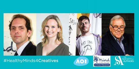 Healthy Minds for Creatives tickets