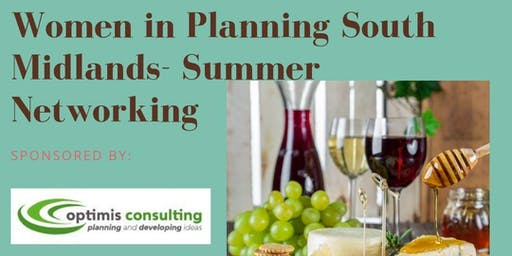 Women in Planning- Summer Social
