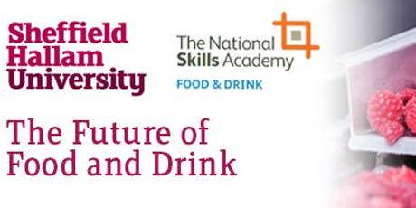 The Future of Food and Drink tickets