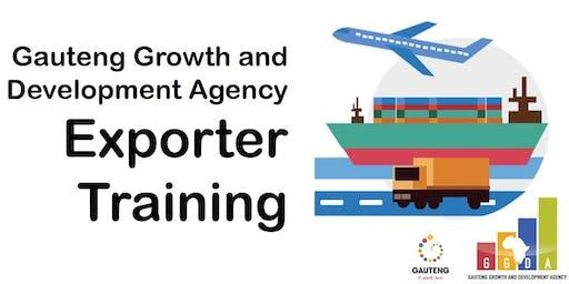 GGDA Exporter Training