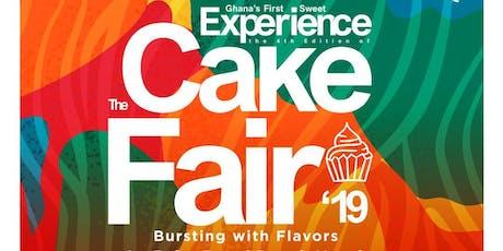 The Cake Fair tickets