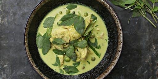 Thai Stir Fries, Curries & Salads: 1 Day Cooking Class