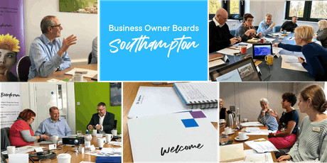 Free Taster of The Boardroom's Business Owner Boards, CENTRAL SOUTHAMPTON tickets