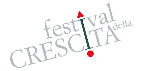 Festival della Crescita - Milano 2019 biglietti