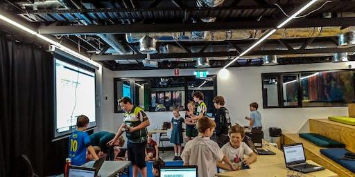Royal Robotics Holiday Workshop