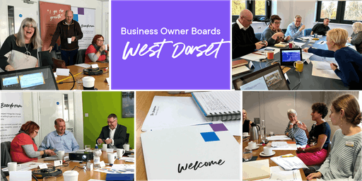 Free Taster of The Boardroom's Business Owner Boards, WEST DORSET