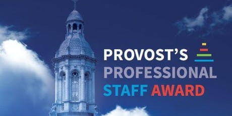 Provost's Professional Staff Awards Event tickets