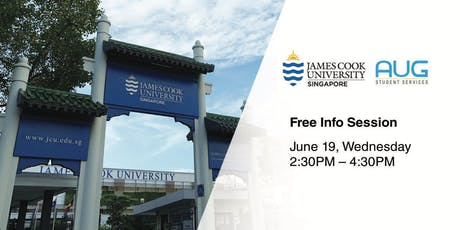 Study in Singapore at James Cook University [Free Info-Session] tickets