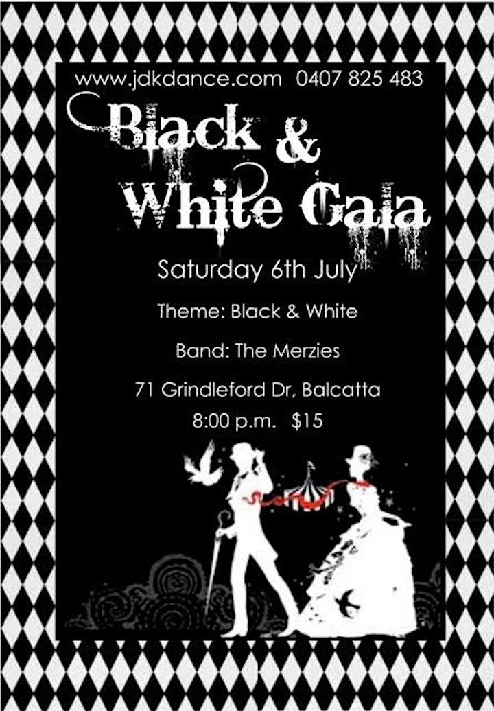 Black & White Gala image