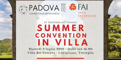 Summer Convention in Villa