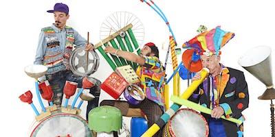 Junk Orchestra Jam @ St. Margaret\