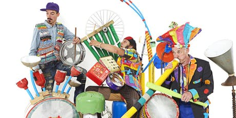 Junk Orchestra Jam @ St. Margaret's House tickets