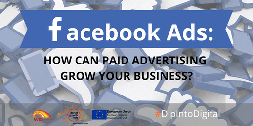 Facebook Advertising -  Wimborne - Dorset Growth Hub