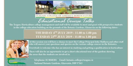 Educational Course Talks tickets