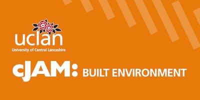 cJAM: Built Environment - Industry Guests