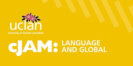 cJAM: Language and Global 2020 tickets