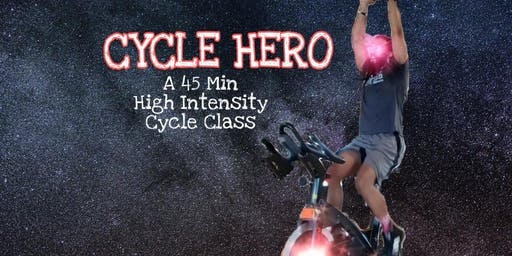 Cycle Hero Class with Glenn Payne