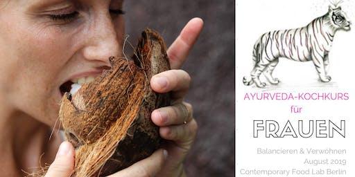 Ayurveda für Frauen. Workshop und Kochkurs