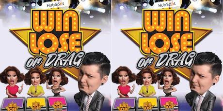 Win, Lose or Drag at HubSpot tickets
