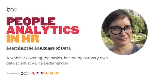 Getting started with People Analytics