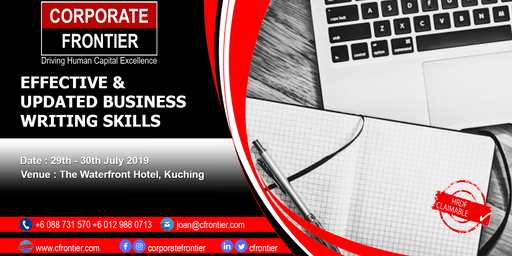 EFFECTIVE & UPDATED BUSINESS WRITING SKILLS