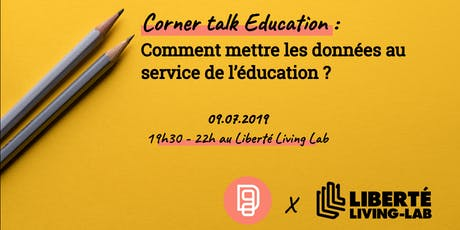 Corner Talk Education billets