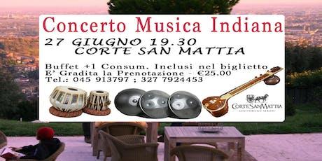 Concerto Musica Indiana biglietti