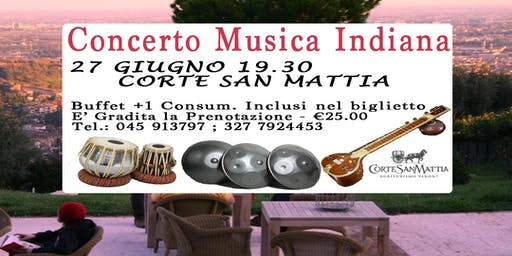 Concerto Musica Indiana