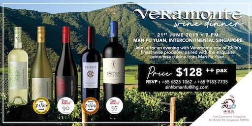Veramonte Wine Dinner