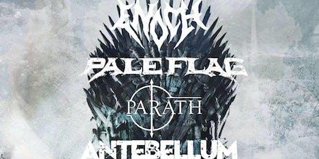 Antebellum I Enoch I Pale Flag I Parath tickets
