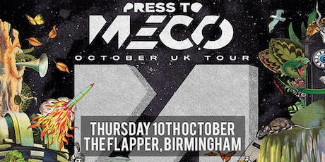 Press To MECO tickets