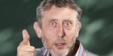 Poetry and Stories with Michael Rosen tickets