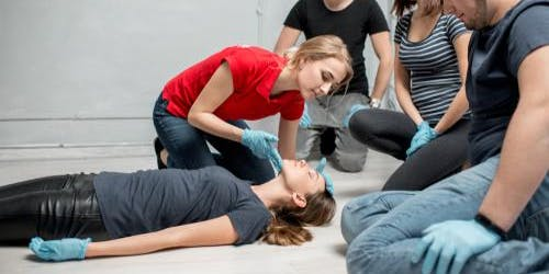 First Aid at Work Level 3 (Highfields Accredited)