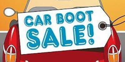 Kirby Muxloe FC - Car Boot Sale
