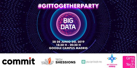 #GITTogetherParty: Cloud & Big Data entradas