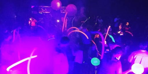 Summer Soiree UV Glow Party