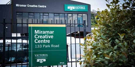 Miramar Creative Centre & Weta Tour tickets